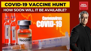How Soon Will Covid-19 Vaccine Be Available In India? | News Today With Rajdeep Sardesai  IMAGES, GIF, ANIMATED GIF, WALLPAPER, STICKER FOR WHATSAPP & FACEBOOK