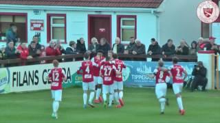 Enjoy Kieran Sadliers terrific volley from last Saturdays game against Derry City