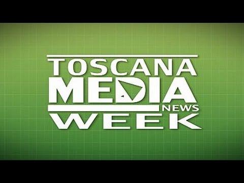 Toscanamedia Newsweek - Nuova puntata del settimanale della redazione di Toscanamedia.
