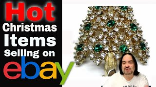 Hot Christmas Items Sell for Big Money on eBay
