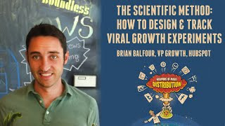 [500DISTRO] The Scientific Method: How to Design & Track Viral Growth Experiments