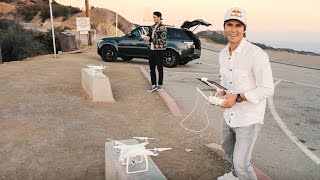 LETS FLY DRONES IN LOS ANGELES | VLOG 154