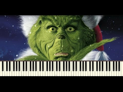 youre a mean one mr grinch how the grinch stole christmas - How The Grinch Stole Christmas Youtube