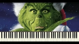 You're a Mean One, Mr. Grinch - How the Grinch Stole Christmas!