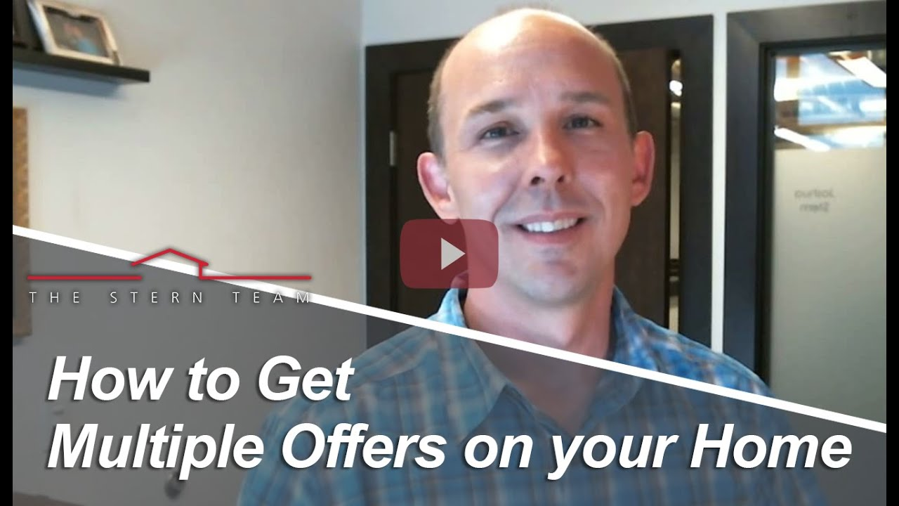 How Can You Receive Multiple Offers on Your Home?