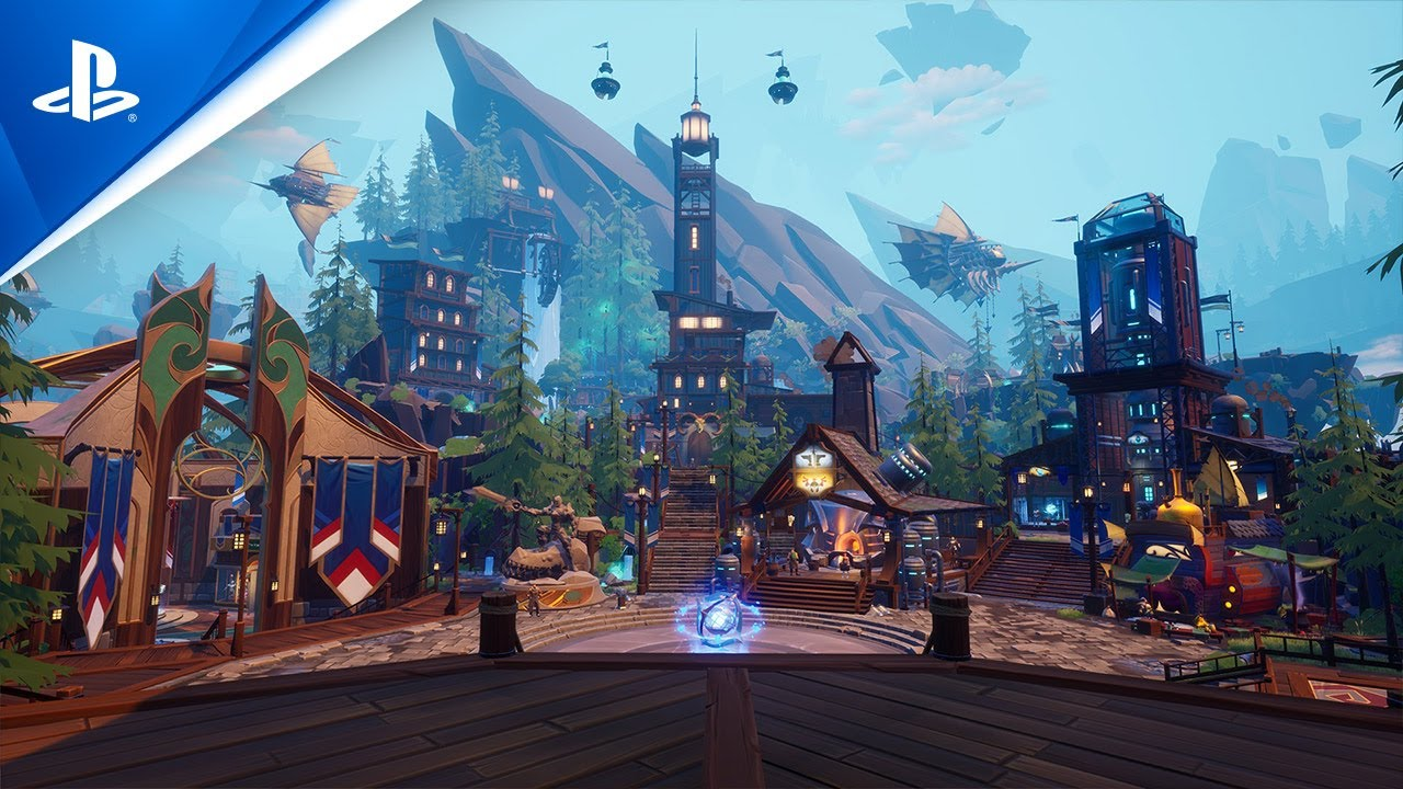 Explore Dauntless' new city of Ramsgate today