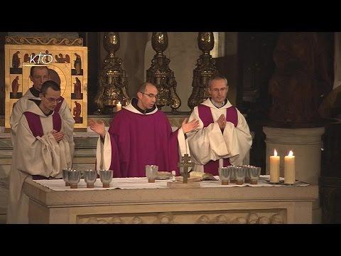 Vêpres et Eucharistie du 10 décembre 2016