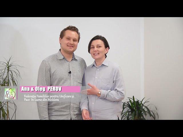 Urare de Ziua Internațională a Familiilor (2021) - Oleg & Ana Perov