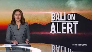Bali on Alert | 9 News Perth