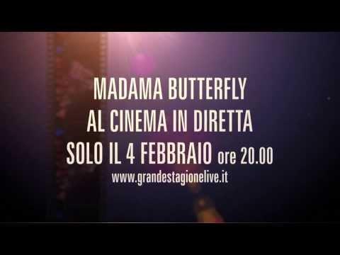 MADAMA BUTTERFLY di Giacomo Puccini_AL CINEMA IN DIRETTA SOLO IL 4 FEBBRAIO 2014, h.20:00