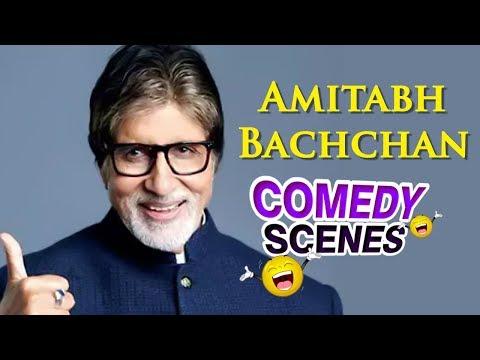 Amitabh Bachchan (Big B) Comedy Scene - Bade Miyan Chote Miyan - Amar Akbar Anthony