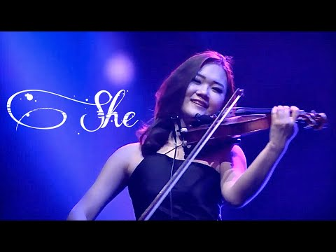SHE - Elvis Costello -  Instrumental Cover Version by Stradivari Orchestra