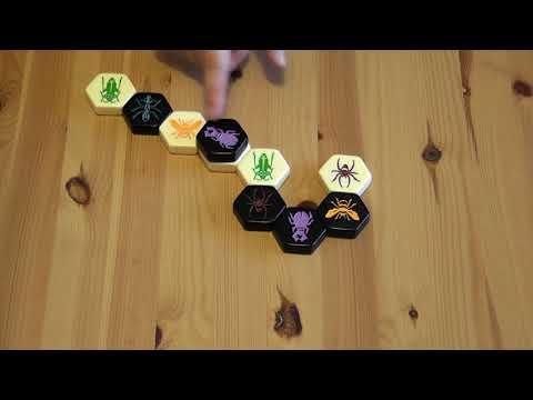 Hive társasjáték - d3meeples