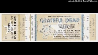 "Grateful Dead - ""The Promised Land"" (Soldier Field, 7/9/95)"
