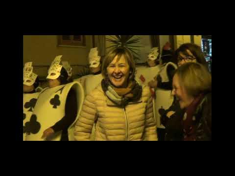 Carnevale ad Alia 25 Febbraio 2020