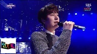[규현(KYUHYUN)] 광화문에서 (At Gwanghwamun)  @인기가요 Inkigayo 141123