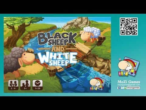 Black Sheep and White Sheep-Brief introduction