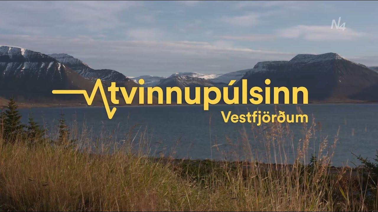 Atvinnupúlsinn á Vestfjörðum - 1. þátturThumbnail not found