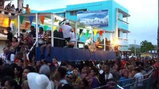 preview picture of video 'Fin del Carnaval de Fajardo 2012'