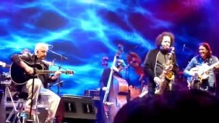 Pino Daniele concerto Palapartenope Dicembre 2012