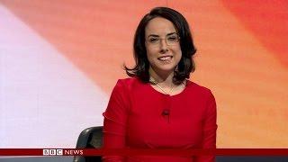 BBC World News bulletin Dec 9 2016
