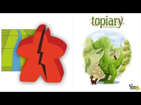 The Broken Meeple - Topiary Review