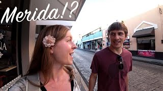 MERIDA, YUCATAN - Why Are Expats Flocking Here?!?