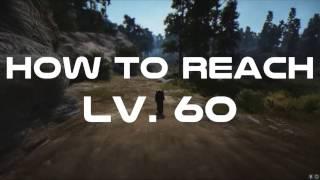 Black Desert Online - How to Reach Level 60