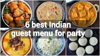 Indian Dinner Party Menu At Home   Indian Dinner Party Recipes   Guest Menu Ideas Indian