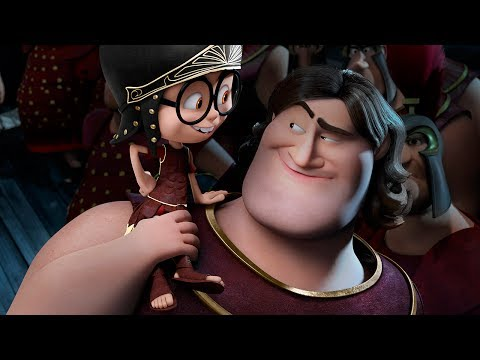 Mr. Peabody & Sherman (Clip 'Shermanus')