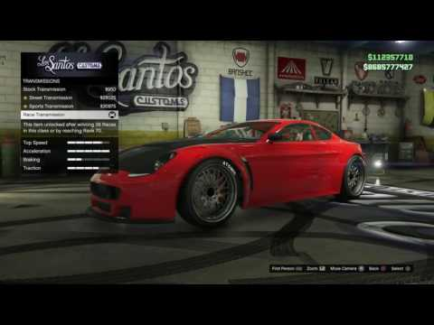 How To Build The Best Drift Car In Gta 5 Online