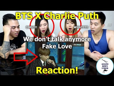 Momoland Amp Twice Reaction To Bts X Charlie Puth We Dont Talk Anymore Amp Fake Love Mga 181106
