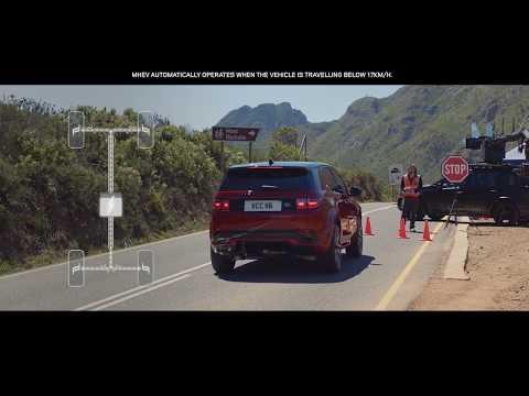 Land Rover Discovery Sport Внедорожник класса J - рекламное видео 2