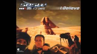 Sash! feat. T.J. Davis - I Believe (Manian vs. Triffid Remix) [2003]