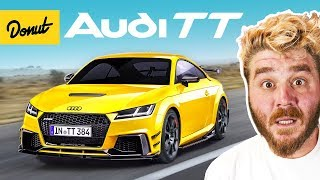 AUDI TT - Everything You Need to Know | Up to Speed