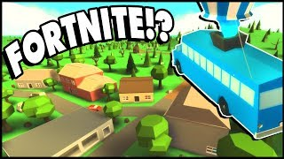Fortnite Battle Royale In Roblox Is Actually Fun Roblox Fortnite