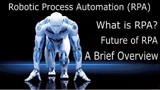 RPAIntroduction-RoboticProcessAutomation