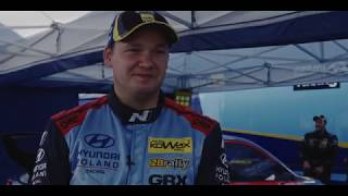 Bohemia Rally day 2 - Hyundai Poland Racing - Huttunen - Vlcek