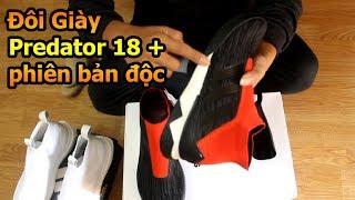 Thử Thách Bóng Đá DKP mua đôi giày Predator 18 của Paul Pogba và U23 Việt Nam để đi Asian Cup 2019