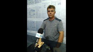 Entrevista - Vereador João Lazaro
