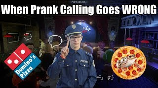 When Prank Calling Goes WRONG - Comedy Night