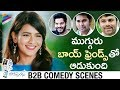 Nanna Nenu Naa Boy Friends B2B Comedy Scenes   Hebah Patel   Tejaswi Madiwada   Ashwin   Noel Sean