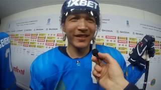 Талгат Жайлауов: «Переломной стала четвертая шайба»
