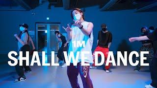 Block B - Shall We Dance / Hui Choreography
