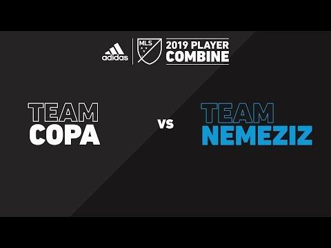Team Copa vs. Team Nemeziz | adidas MLS Combine 2019
