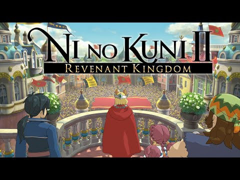 Ni no Kuni II: Revenant Kingdom - Announcement Trailer | PS4, PC thumbnail