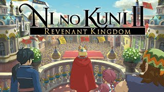 Ni no Kuni II: Revenant Kingdom video