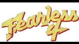 "FEARLESS FOUR LIVE  ""CLUB SLAPPA."""