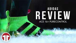 Adidas ACE 16+ Purecontrol Laceless REVIEW