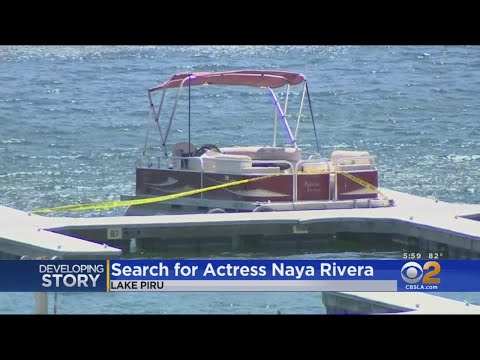 Investigators Release 911 Call Made After Boaters Found 'Glee' Actress Naya Rivera's Son On Boat In